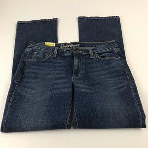 Old Navy Sweet Heart Boot cut Jeans. J5